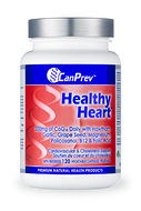 CanPrev Healthy Heart 120 Veg Capsules