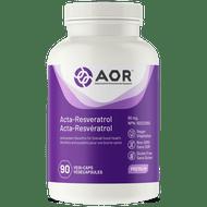 AOR Acta Resveratrol 90 Veg Capsules
