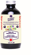 Suro Organic Elderberry Syrup For Kids 236 Ml