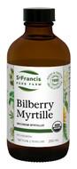 St Francis Bilberry 250 ml