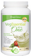 Progressive VegEssential All in One Natural Vanilla 840 Grams