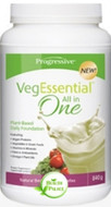 Progressive VegEssential All in One Natural Berry 840 Grams