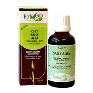 HerbalGem Gemmotherapy G87 Salix Alba Buds 50 ml