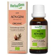 HerbalGem Gemmotherapy Complex G19 Acn Gem 50 Ml