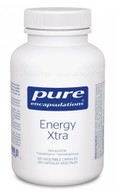 Pure Encapsulations Energy Xtra 120 Veg Capsules