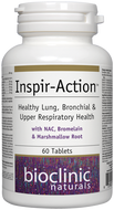 Bioclinic Naturals Inspir-Action 60 Tablets