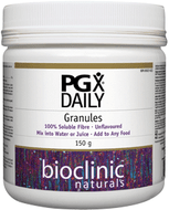 Bioclinic Naturals PGX Daily Granules Unflavoured 150 Grams