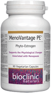 Bioclinic Naturals MenoVantage PE 90 Veg Capsules