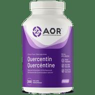AOR Quercetin 500 mg 200 Veg Capsules