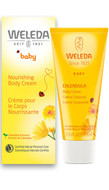 Weleda Calendula Body Cream 2.5 FL Oz
