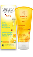 Weleda 2in1 Gentle Shampoo + Body Wash 200 ml