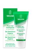 Weleda Plant Gel Toothpaste 2.5 FL Oz