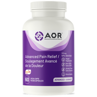 Aor Advanced Pain Relief 60 Veg Capsules