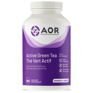 AOR Active Green Tea 180 Veg Capsules
