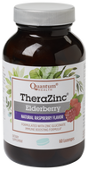 Quantum Health Thera Zinc Elderberry 60 Lozenges