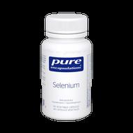 Pure Encapsulations Selenium (selenomethionine) 60 Veg Capsules