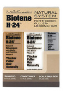 Mill Creek Biotene H24 Tri Pack (Shampoo - Conditioner - Emulsion)