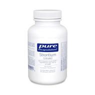 Pure Encapsulations Strontium (citrate) 90 Veg Capsules