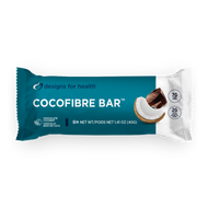 Designs for Health CocoFibre Bar - Case of 18