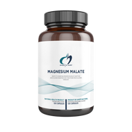 Designs for Health Magnesium Malate Chelate 120 Tablets