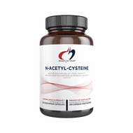 Designs for Health N-Acetyl Cysteine 120 Veg Capsules