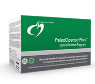 Designs for Health PaleoCleanse Plus 14 Day Detoxification Program