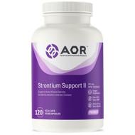 AOR Strontium Support II - 120 Veg Capsules