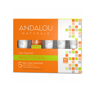 Andalou Naturals Brightening Get Started Kit