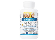Nutripur Genius Kids and Teens 90 Chewable Softgels