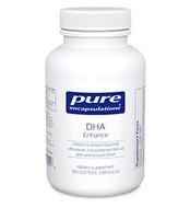 Pure Encapsulations DHA Enhance 90 Capsules