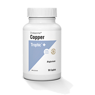 Trophic Copper Chelazome 90 Caplets