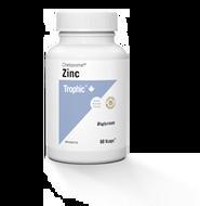 Trophic Zinc Chelazome 60 Veg Capsules
