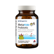 Metagenics MetaKids Probiotic 120 Chewable Tablets