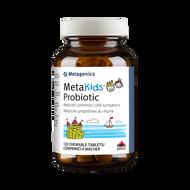 Metagenics MetaKids Probiotic 120 Chewable Tablets