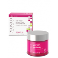 Andalou Naturals 1000 Roses Beautiful Day Cream 50 ml