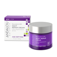Andalou Naturals Fruit Stem Cell Night Repair Cream 50 ml