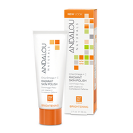 Andalou Naturals Chia + Omega Radiant Skin Polish 58 ml