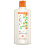 Andalou Naturals Argan Oil & Shea Moisture Rich Shampoo 340 ml