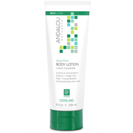 Andalou Naturals Aloe Mint Cooling Body Lotion 236 ml