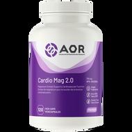 AOR Cardio Mag 2.0 - 120 Veg Capsules