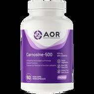 AOR Carnosine 500 - 60 Veg Capsules