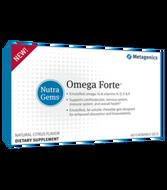 Metagenics NutraGems Omega Forte 60 Chewable Softgels