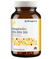 Metagenics OmegaGenics EPA-DHA 500 - 240 Softgels