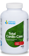 Platinum Naturals Total Cardio Care 120 Capsules