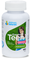 Platinum Naturals Easymulti Teen for Young Women 60 Softgels