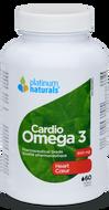 Platinum Naturals Cardio Omega 3 - 60 Softgels