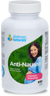 Platinum Naturals Prenatal Anti Nausea 60 Softgels