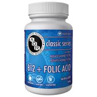 Aor B12 + Folic Acid 60 Veg Capsules (15552)