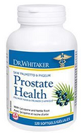 Dr Whitaker Prostate Health 120 Softgels