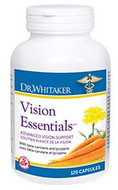 Dr Whitaker Vision Essentials 120 Capsules